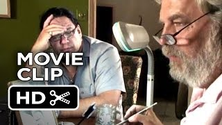 Tim's Vermeer Movie CLIP - Tim Paints (2013) - Documentary Movie HD