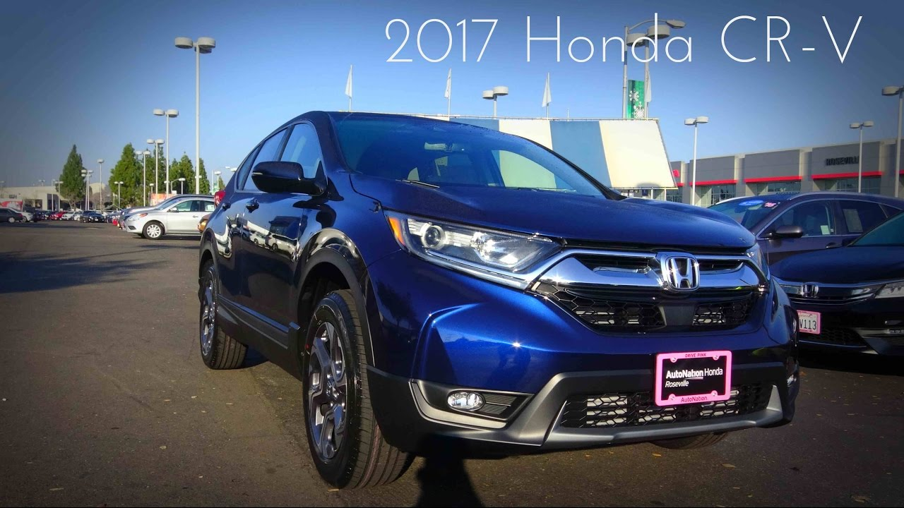 2017 honda cr-v ex-l 1.5 l turbocharged 4-cylinder review - youtube