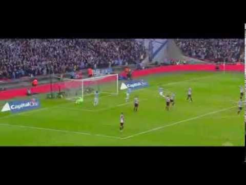 Yaya Toure Amazing goal vs Sunderland 720p *HD* (2/3/2014) / Capital One Cup