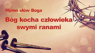 """Muzyka chrześcijańska z tekstem """"Bóg kocha człowieka swymi ranami"""""""