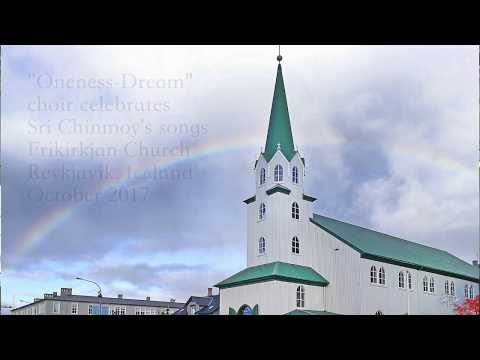 Spiritual Songs performed in Reykjavik