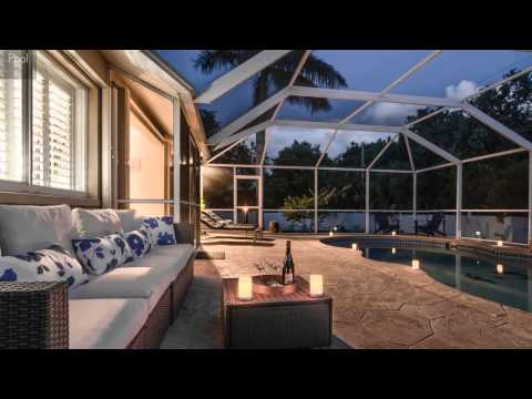 Casa Botanica - Luxurious Vacation Home w/Pool Close to Downtown Naples