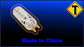 Обзор led-лампочки из далекого Китая