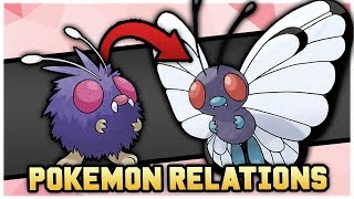 5 Pokémon That SHOULD Be Related