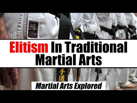 How Elitism Ruins Traditional Martial Arts • Martial Arts Explored