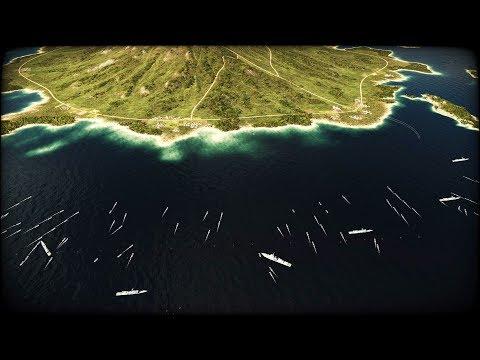BREAKING: KOREAN NAVAL LANDING TO DEFEND SEOUL FROM INVASION | Wargame: Red Dragon Gameplay