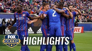 90 in 90: FC Cincinnati vs. Portland Timbers | 2019 MLS Highlights