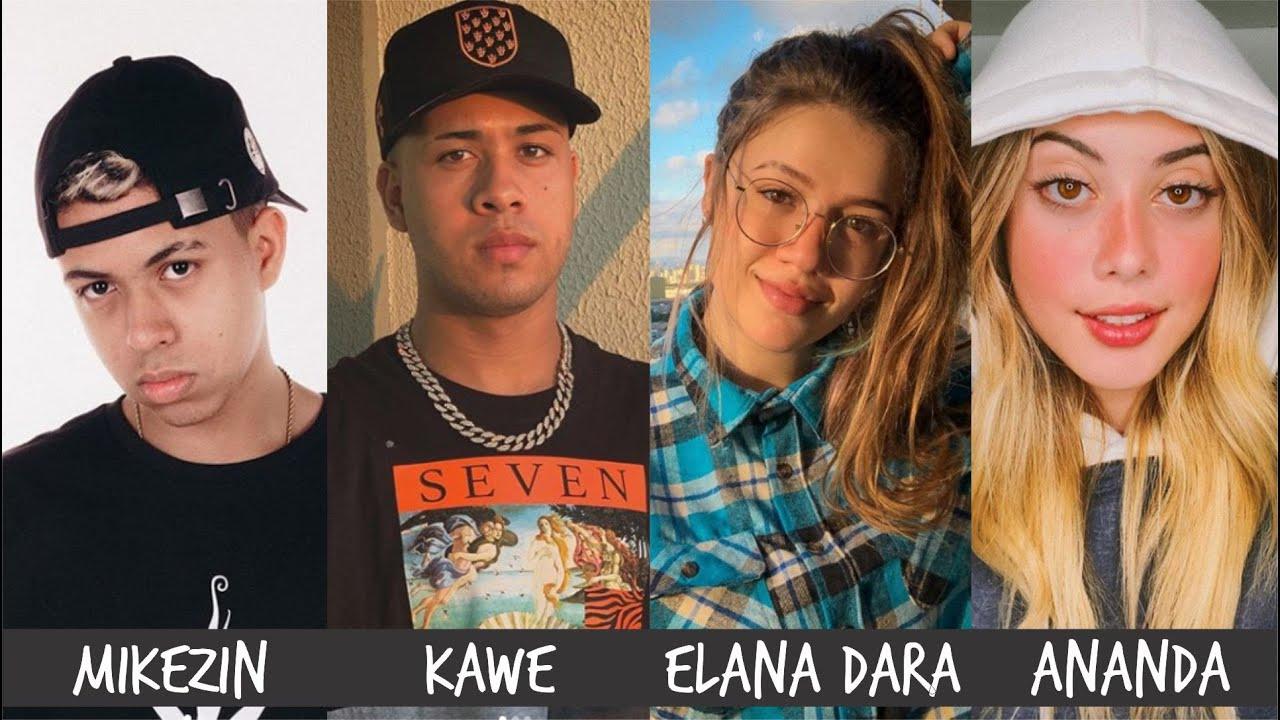 Portugal - Kawe & Ananda - Part. Especial Mikezin e Elana Dara