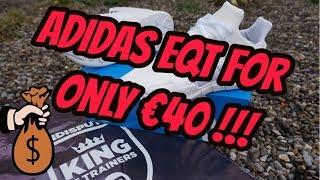 €40 Triple White Adidas EQT | Crazy Bargain!