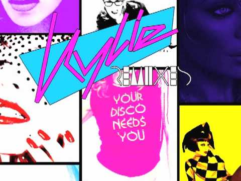 Can't Get You Out Of My Head (Radio Slave Vocal Re-Edit) - Kylie Minogue