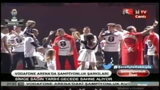 Simge Yankı (Vodafone Arena)