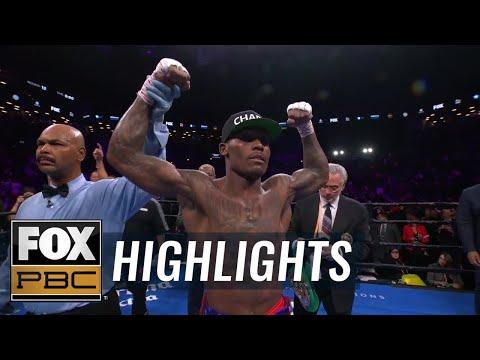 Jermall Charlo defeats Matt Korobov with a hard fought 12th round | HIGHLIGHTS | PBC ON FOX