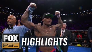 Jermall Charlo defeats Matt Korobov with a hard fought 12th round   HIGHLIGHTS   PBC ON FOX