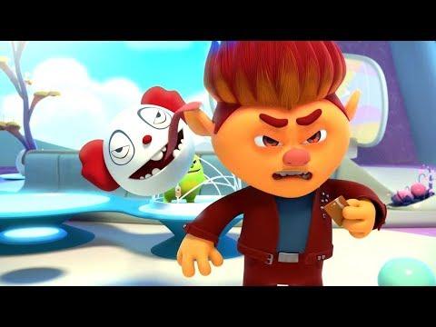 Мультфильм про злость для детей