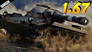 War Thunder's Fastest Tank vs Biggest Gun!  (War Thunder Tanks Gameplay)