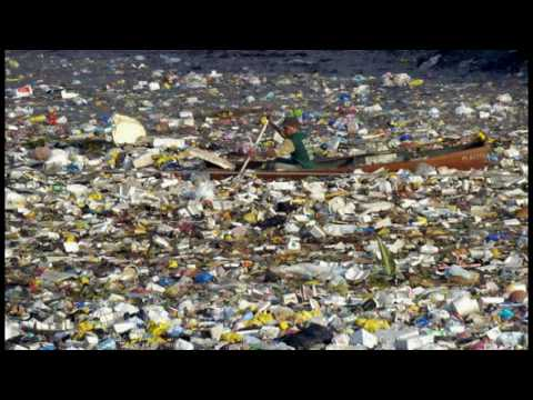The Solution to Pollution Earth: The Plastic Planet