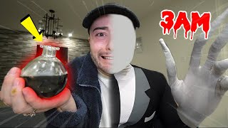 ORDERING SLENDER MAN POTION FROM THE DARK WEB AT 3AM!! *HE TELEPORTED*
