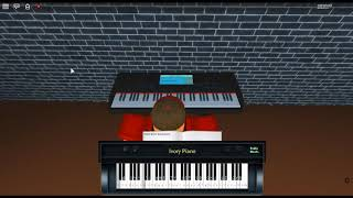 frolic - Curb Your Enthusiasm da: Luciano Michelini su un pianoforte ROBLOX.
