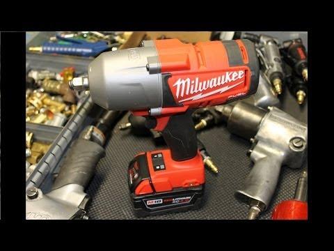 "Milwaukee M18 FUEL 2763-22 High Torque 1/2"" Impact Wrench"