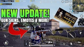 Buying The NEW Elite Royale Pass - Gun Skins, Emotes & More! | Version 0.6 | PUBG Mobile New Update