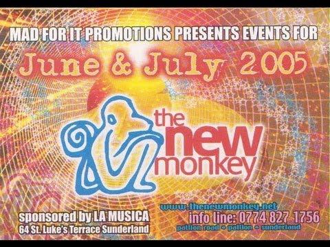 Dj Nitro Matrix Mc Lyric B2B Rocking & Stompin @ The New Monkey 16.07.2005