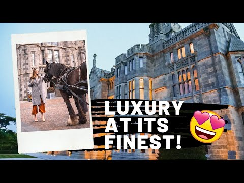 Staying at the World's #1 Luxury Hotel | Adare Manor in Ireland