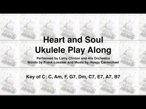 Heart and Soul Ukulele Play Along