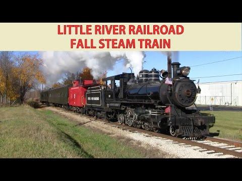 Pure Michigan Steam: Little River Railroad