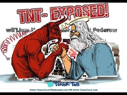 Satan - Lucifer - FRIEND or FOE??? - [FFWD TO 00:24:00] TNT with Rabbi Stuart Federow [446e57]