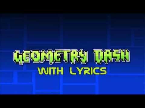 Geometry Dash - Electrodynamix with Lyrics