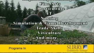 surry community college nc