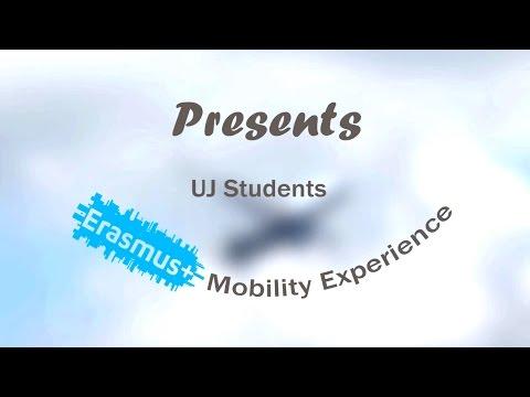 University of Jordan's  Students Erasmus Mobility Experience Part 1