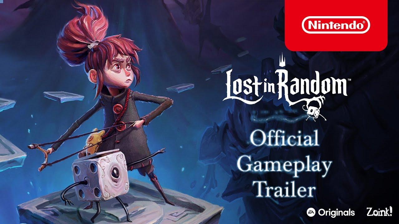 Lost in Random ganha um belíssimo trailer de gameplay