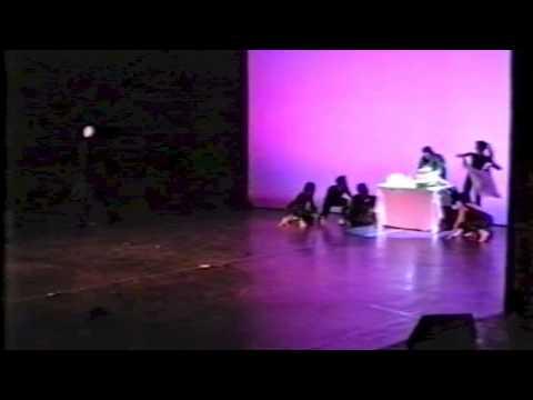 6 - la gourmandise Alain Guélis, musique de ballet : 7 péchés, 7 danseurs ou les 7 péchés capitaux