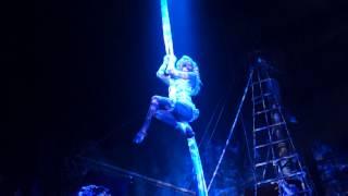 Ribbon Gymnastics Majorca Pirate Show