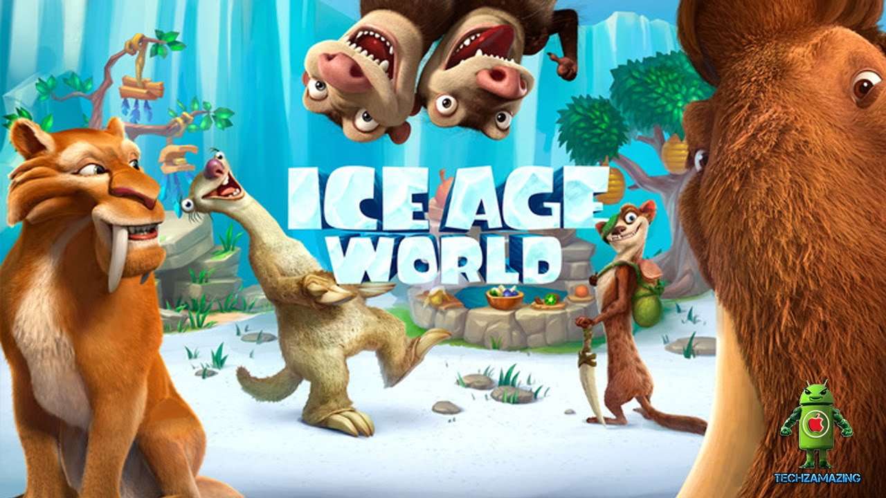 It's just a picture of Critical Ice Age Photos