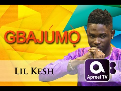 Lil Kesh on GbajumoTV
