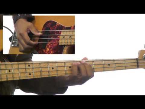 Bass Grooves - #54 1-4-5-4 Reggae Performance - Bass Guitar Lesson - Andrew  Ford