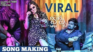 Viral Song Making | Hippi Telugu Movie | Karthikeya | Digangana | Jazba Singh | TN Krishna