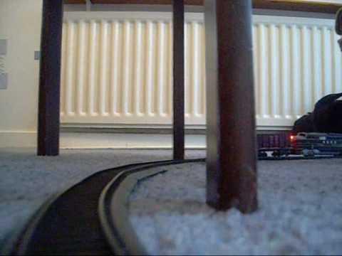 Freight Train Thunders Through Scunthorpe - Major Derailment