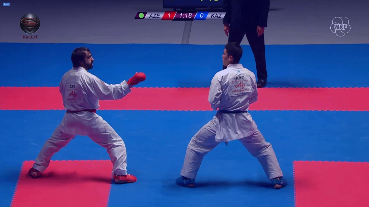 Karate Premier League Dubai 2020 - Luigi Busà, argento kumite maschile -75KG