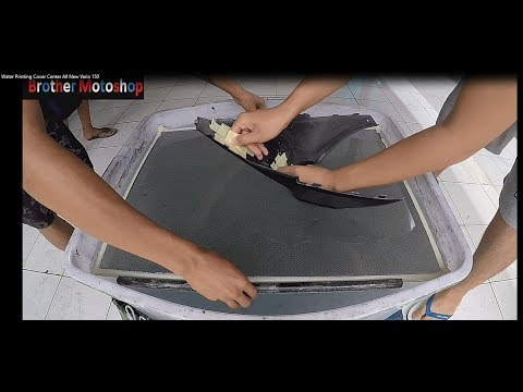 Water Printing / Hydrographic Cover Center All New Vario 150 (Mirip Kevlar)