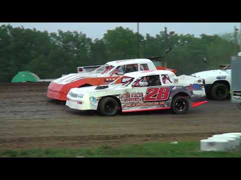 CMS 5-12-18 MODLITE, STREET STOCK and MODIFIED HEATS