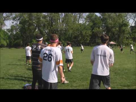 Radnor Ultimate vs Pennsbury Full Game- Philadelphia City Championships 2016