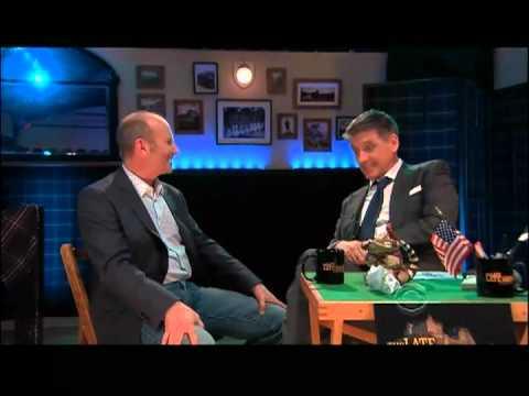 Craig Ferguson 5/17/12D Late Late Show in Scotland Fred MacAuley