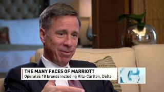 Arne Sorenson, President and CEO of Marriott International