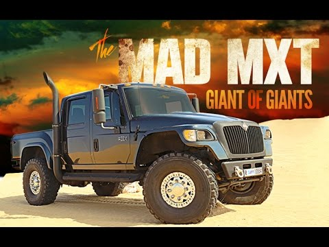 International Mxt For Sale >> Mad Mxt International Mxt Truck