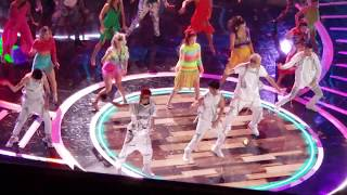 "CNCO ft. ABRAHAM MATEO ""ME VUELVO LOCO"" @ 2019 LATIN AMERICAN MUSIC AWARDS PT.27/28"
