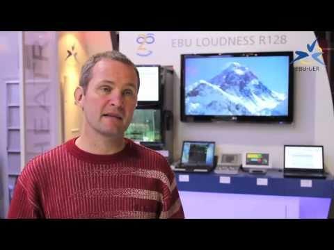 EBU IBC 2010 - EBU R 128 Loudness Recommendation