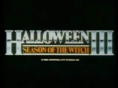 halloween 1 2 3 original trailers - Halloween Trailers